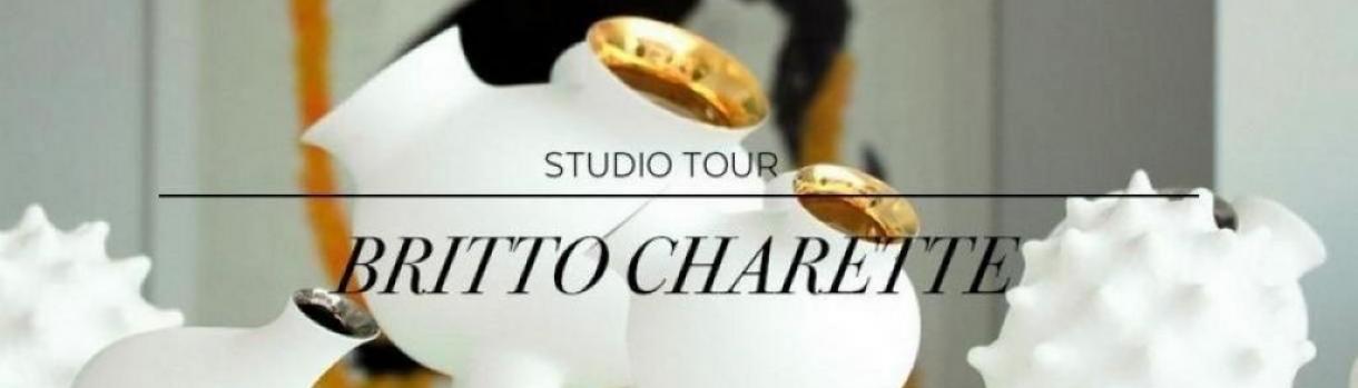 Studio Visit: Britto Charette