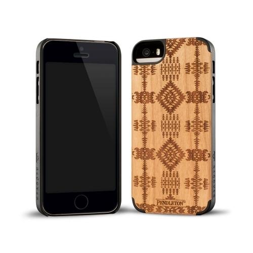 Pendleton Rancho Arroyo Engraved Cherry iPhone 5/5s Case