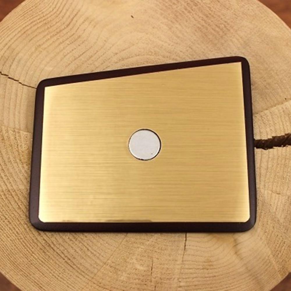 Wooden Pocket Square | Gold Member | Baffi | Rosewood