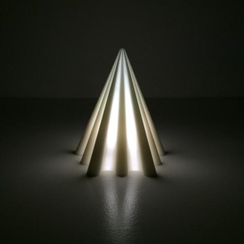 Pyramid Lamp Small