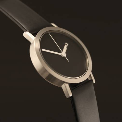 Extra Normal Grande Black/White   Normal watch   Timepieces