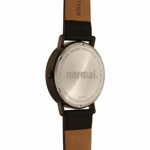 Extra Normal Grande Black/Amber   Normal watch   Timepieces