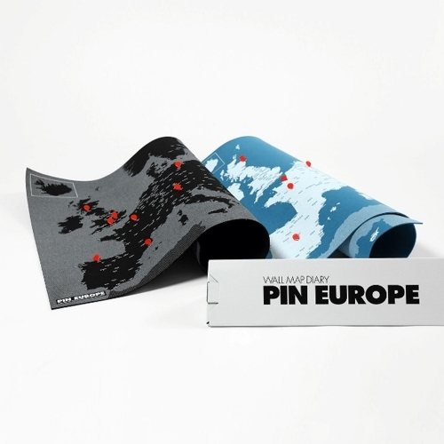 Pin Europe Blue, Palomar