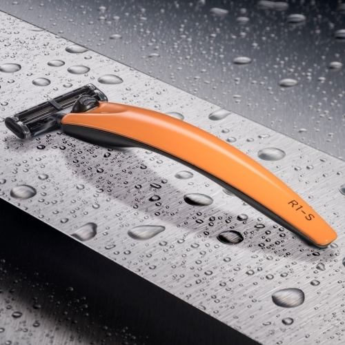 R1-S Signal Orange Razor | Bolin Webb