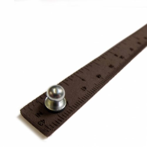 Leather Wrist Ruler | iLoveHandles