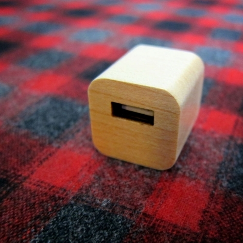 LumberJack |  Vintage iPhone Accessory | iLoveHandles