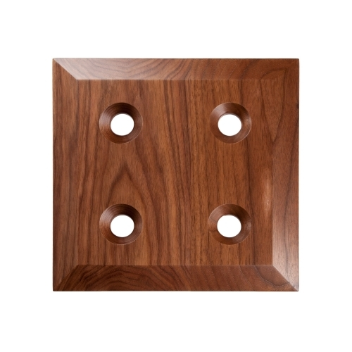 Wooden Glasses Tray | Cupa-Lift 4 | Sempli