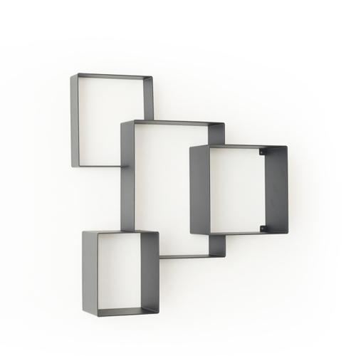 Cloud Cabinet, Dark Grey