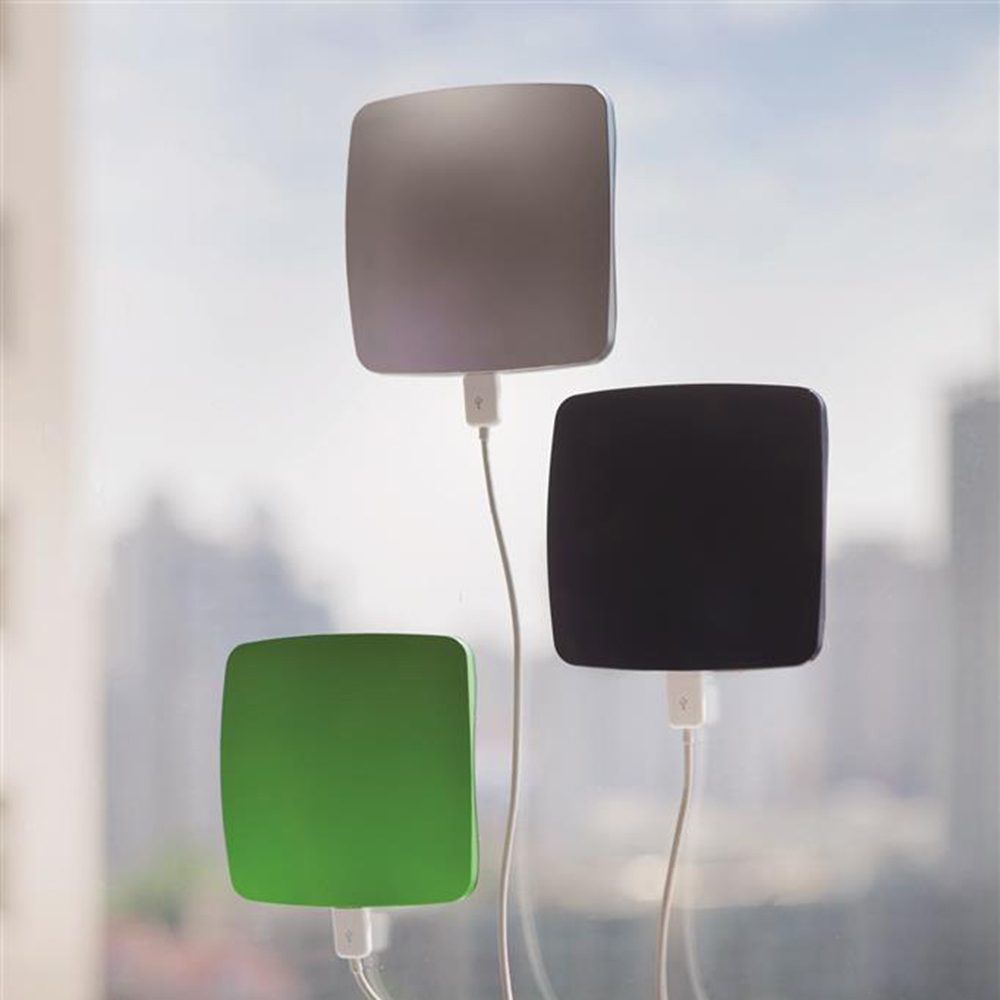 Window Solar Charger, Blue, XD Design