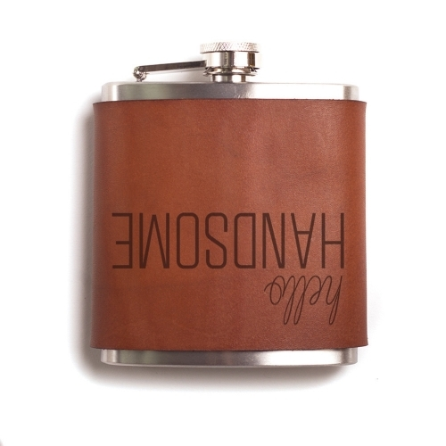 Hello Handsome Flask