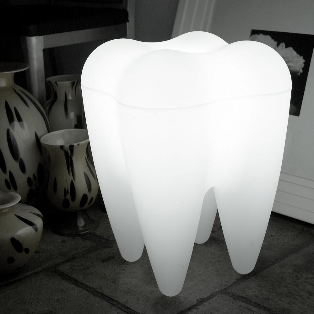 Tooth Lamp, Propaganda