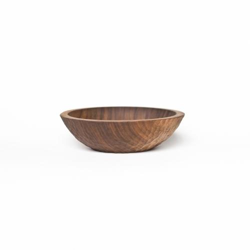 Swell Bowl, Walnut