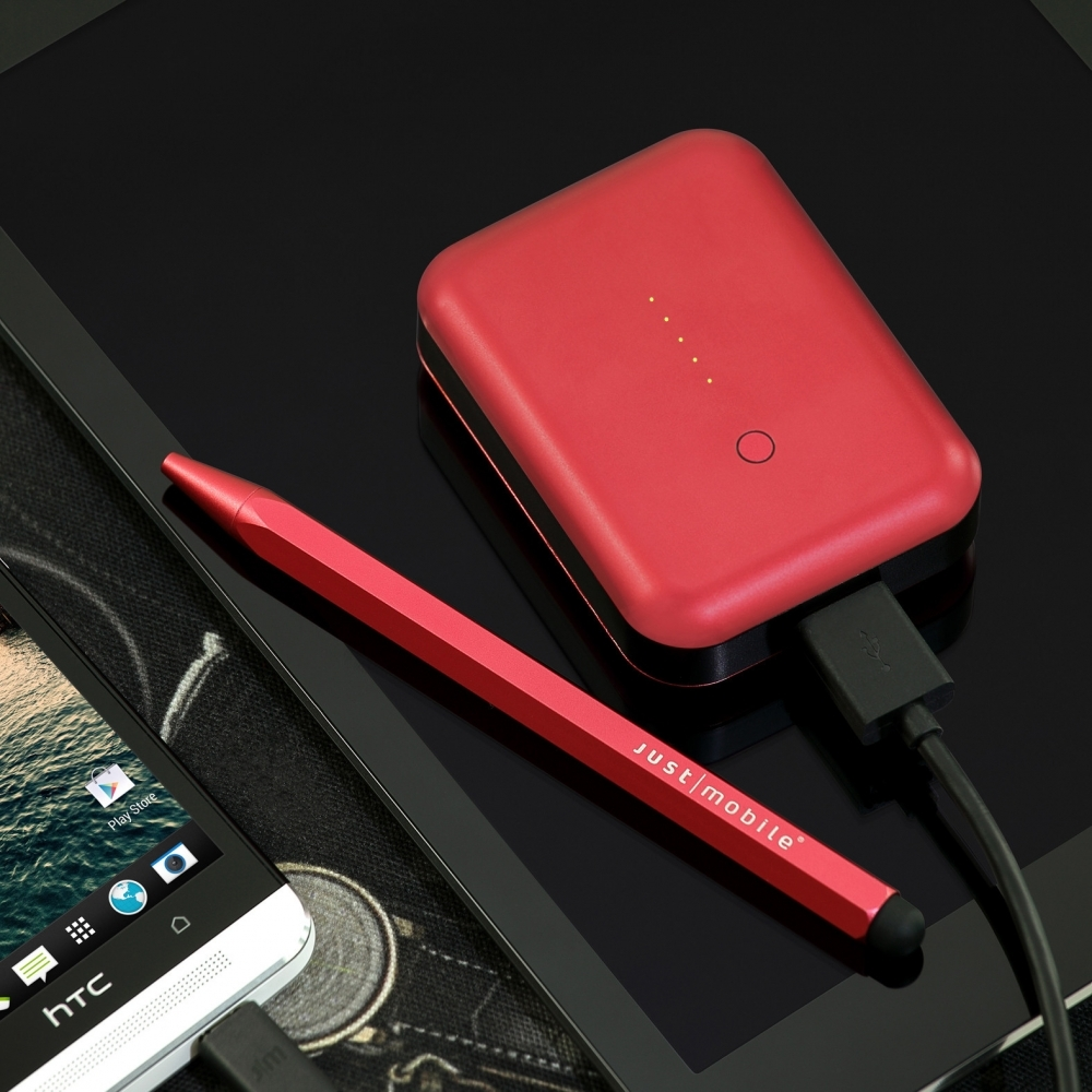 Gum++ Red | Just Mobile