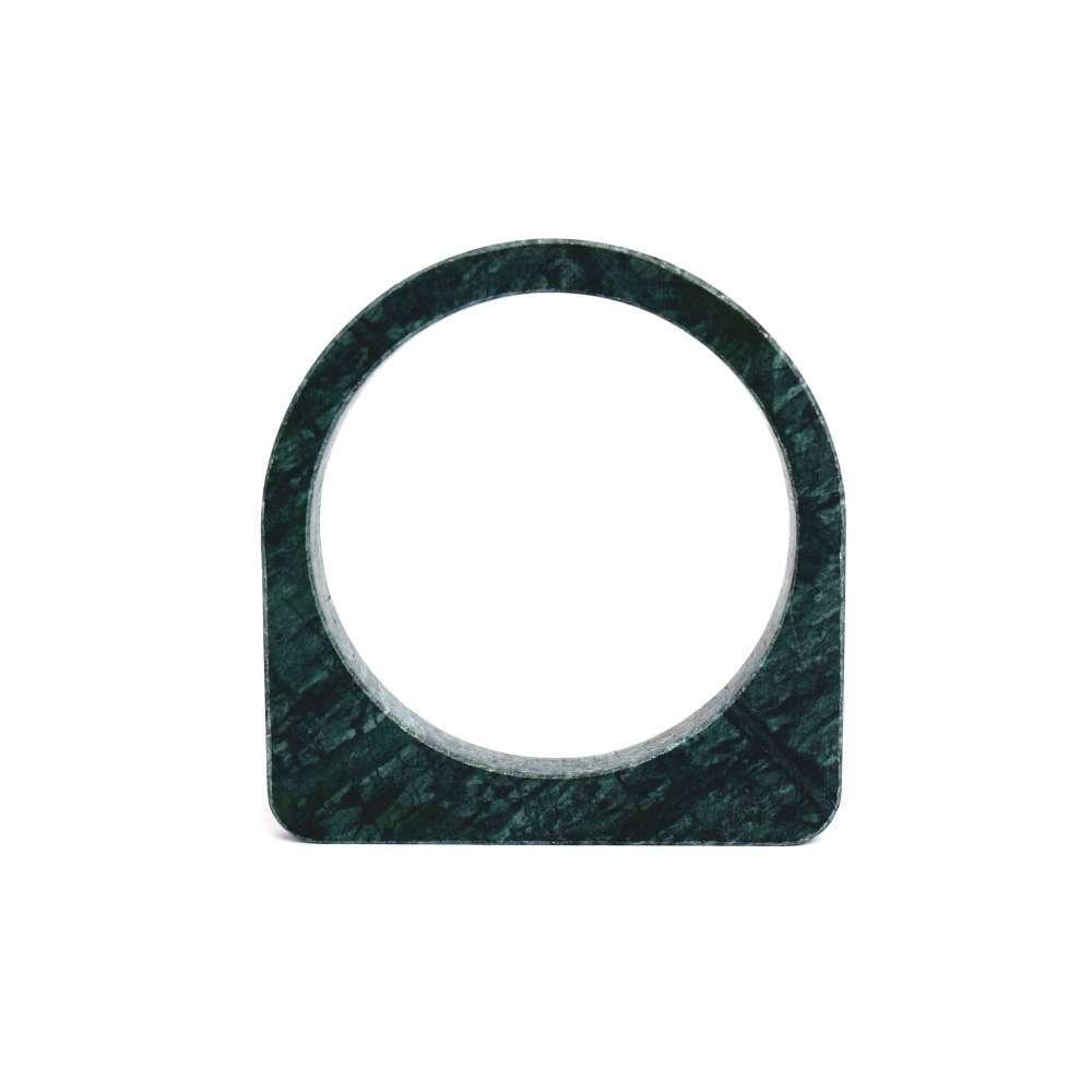 Bracelet No. 05, Marble Green - Elegant and Versatile Bracelet