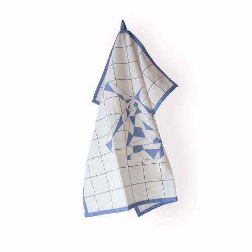 Puik Art - Patterned Tea Towel