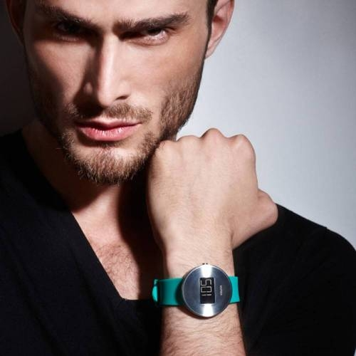 XC1 Watch, Emerald Green