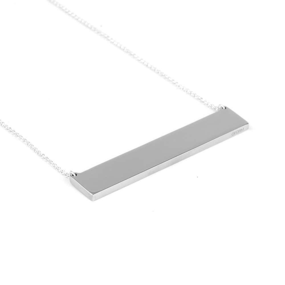 O Form-Necklace No. 16 | 1.0