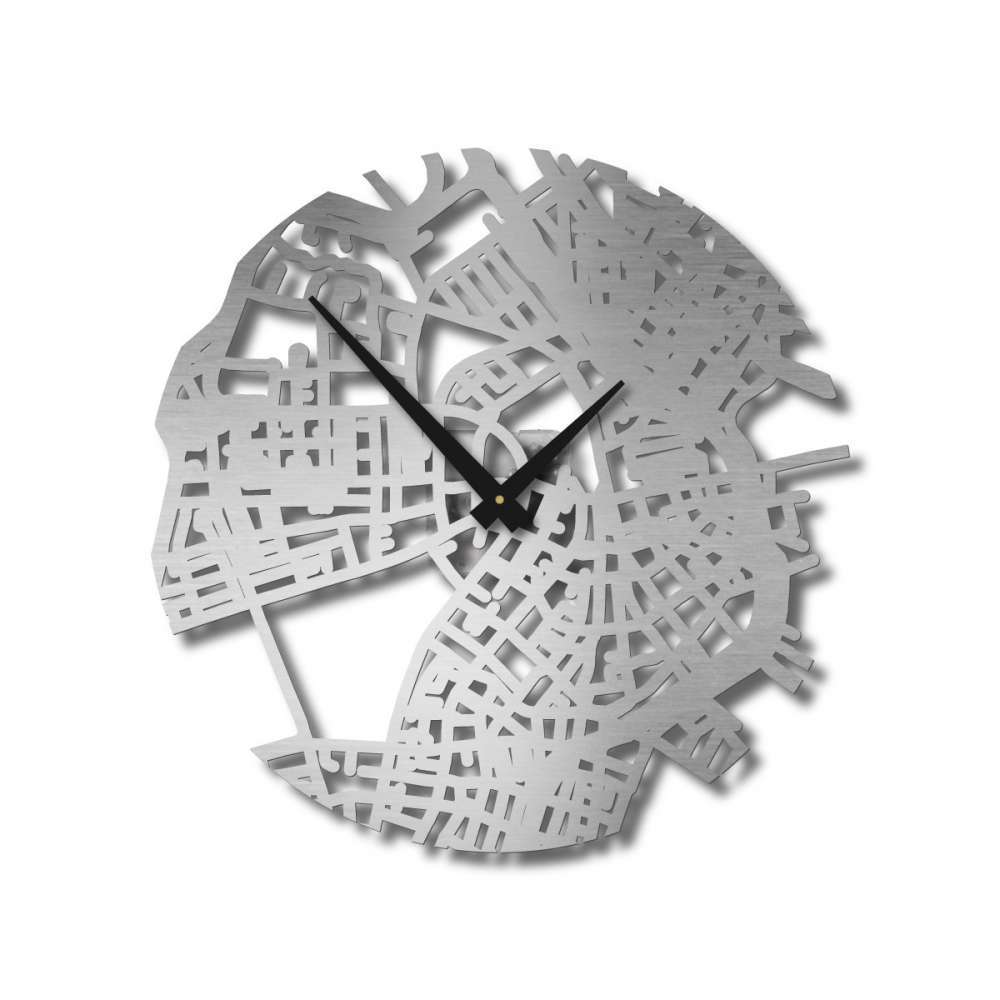 Boston Clock | Urban Story | Design Timepieces | Wall Clock