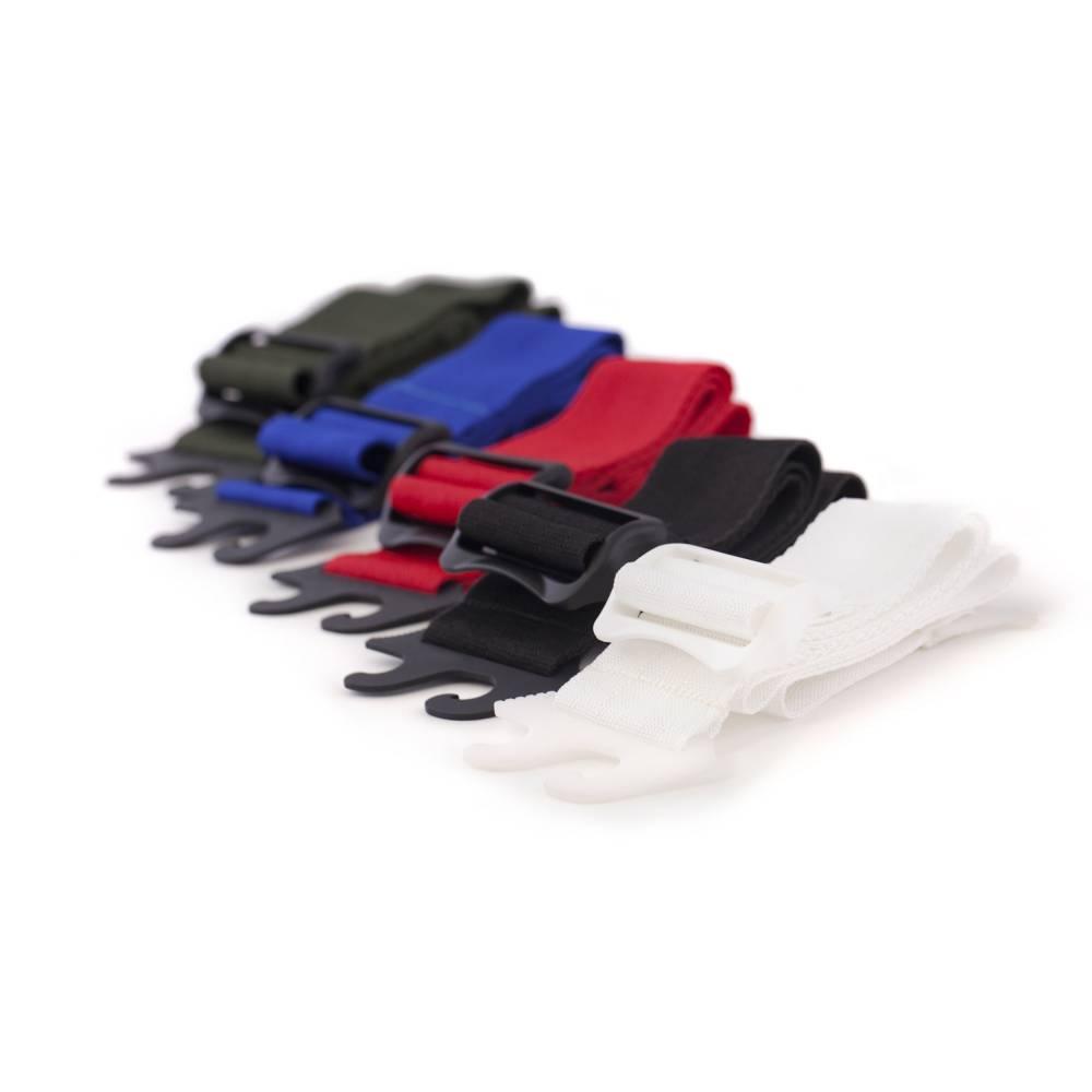 Solid Gray Shoulder Strap - Highly Original, Highly Functional