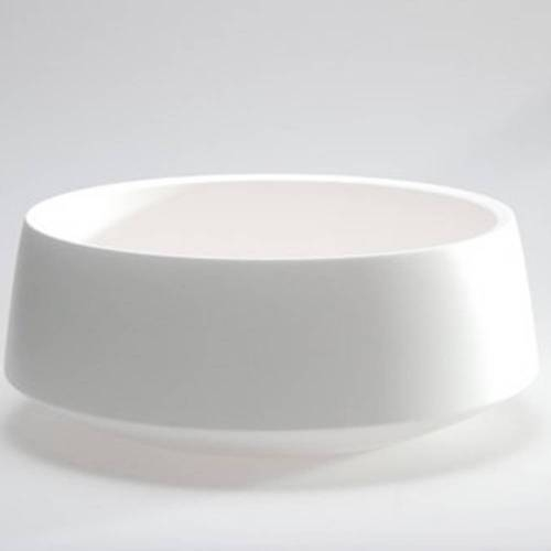 Fusion Plate D33 - Fine Matte Ceramic Pot
