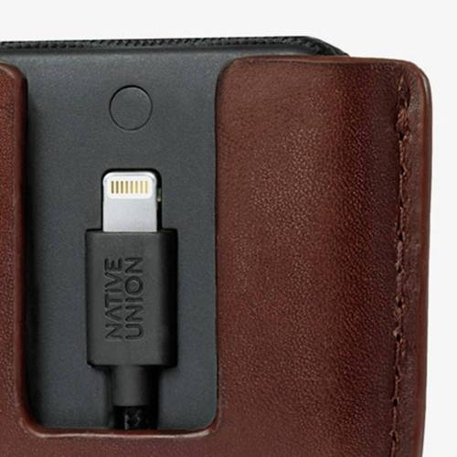 Jump™ Charging Cable | 2-in-1 Battery Booster | Native Union
