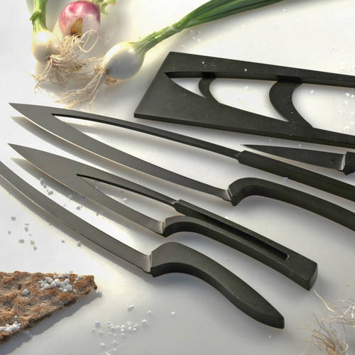 Meeting Knife Set of 4 | Deglon| Teflon Coated Steel