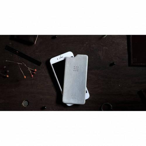 Luna Concrete Skin for Iphone 6 PLUS - Elegant Unique Concrete Case