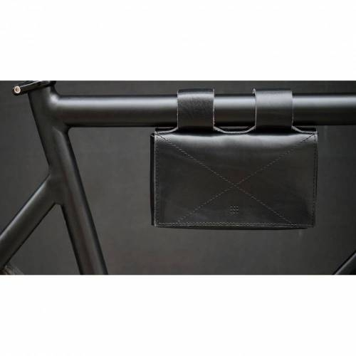 101 Bike Bag - Leather Bike Bag