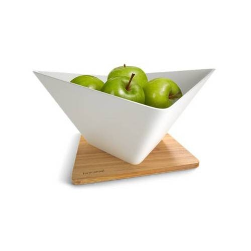 Draining Fruit Bowl + Mat