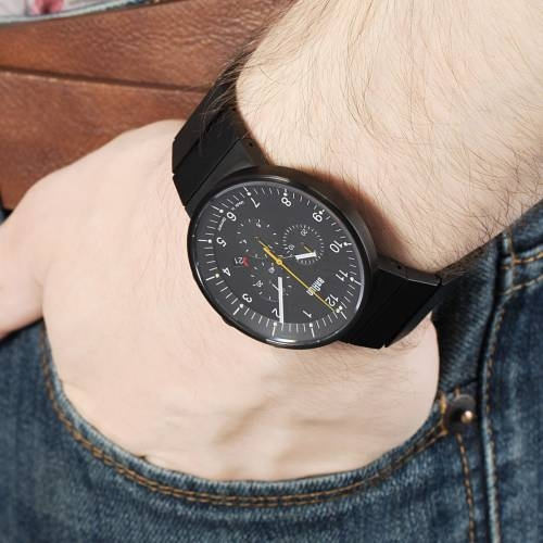 Prestige Analogue Watch by Braun