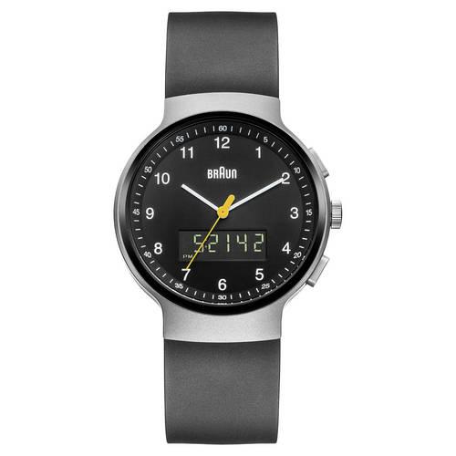 Classic Ana-Digi Watch by Braun