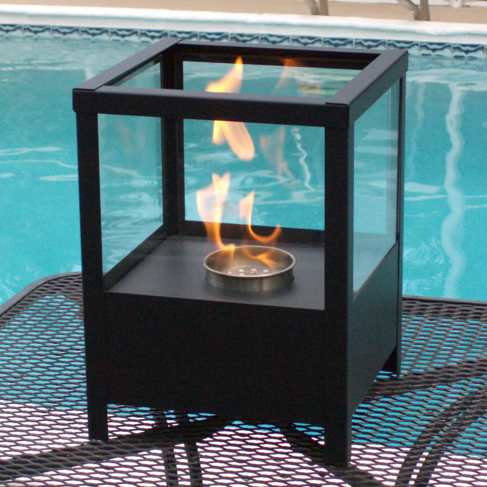 Sparo Fireplace - A Fireplace That's Effortlessly