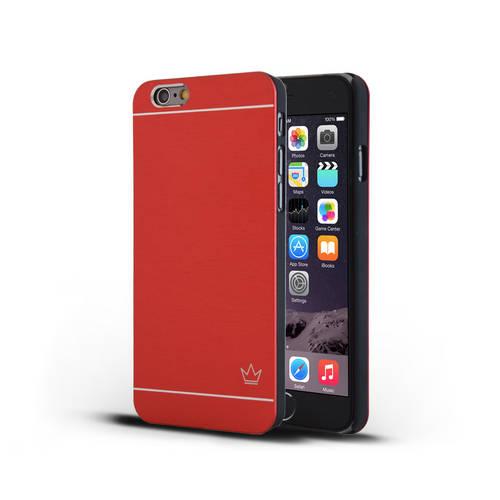 Slim Aluminum iPhone 6 Case | Red