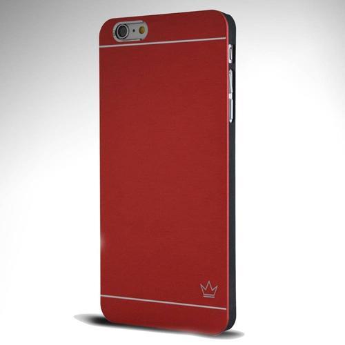 Slim Aluminum iPhone Case   Red   Krown