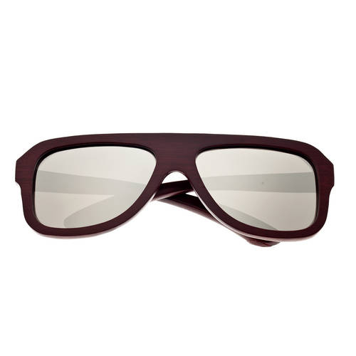 Earth Wood Sunglasses Siesta - Wood Frame Sunglasses
