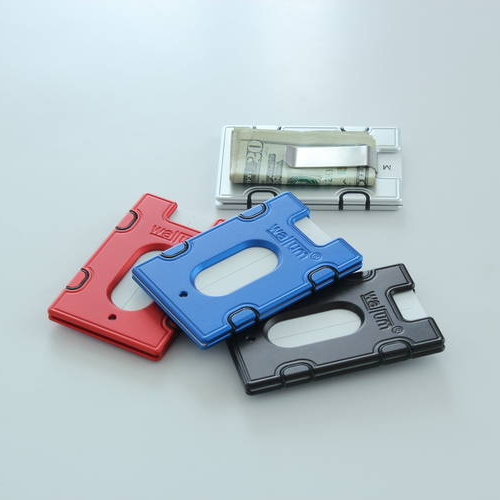 M1 Clip Card Holder Wallet