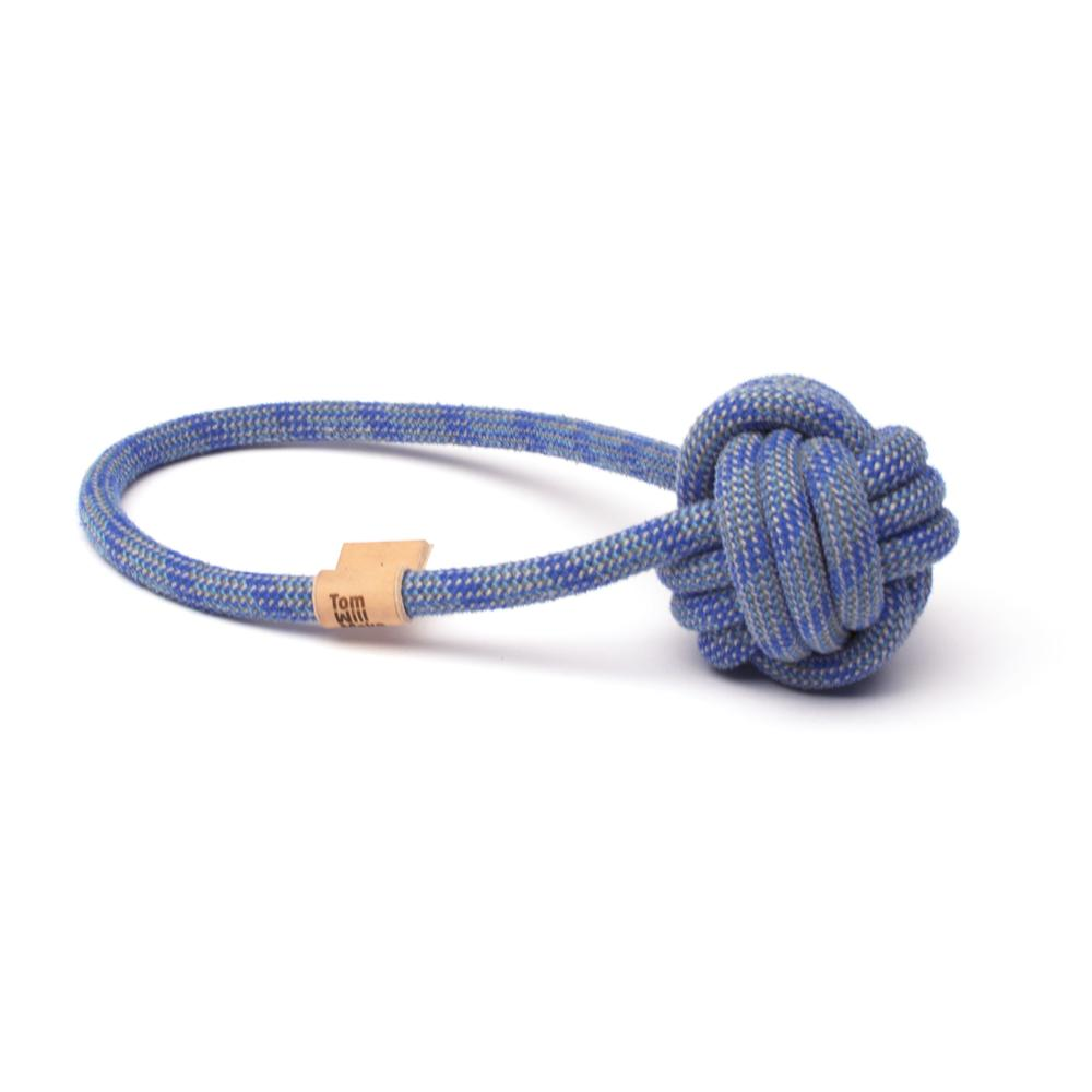 Monkey's Fist Dog Toy | Tom Will Make | Recycled Rope