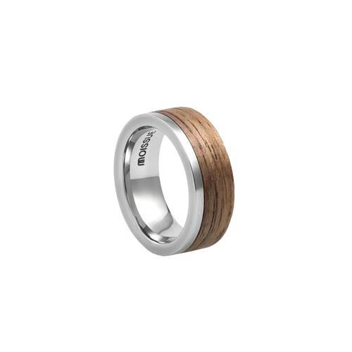 Glint Walnut Ring