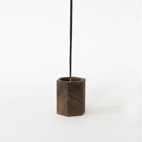 Vertical Incense Burner | Incense Burner No. 2 | Lonewa