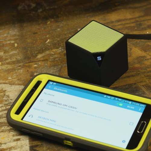 Bluetooth Speaker | Skybox Mini Bluetooth | Schatzii