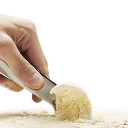 Ice Cream Scoop | Stainless Steel | Belle-V Kitchen