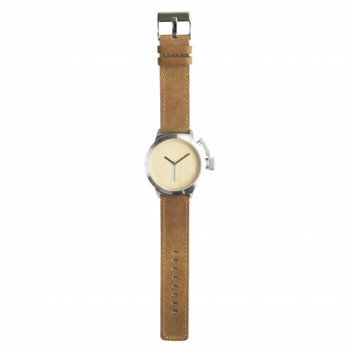 Seaval Watch, Maple/Tan