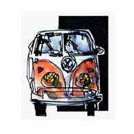 Print   Volkswagen Bus / Campervan