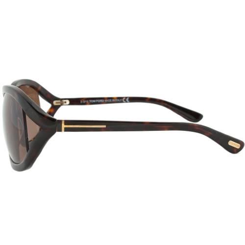 Tom Ford FT0278 52J Vivienne Rectangular Womens Sunglasses