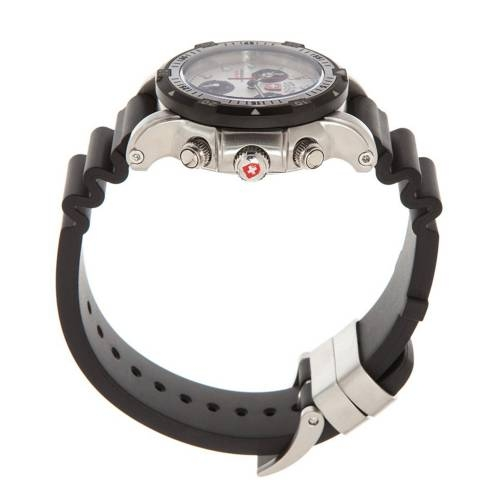 Swiss Military Watches - SEEWOLF I SCUBA, Silver