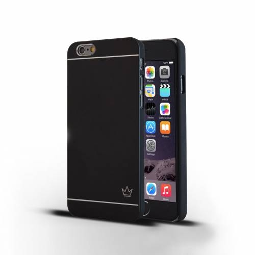 Slim Aluminum iPhone 6 Case | Black