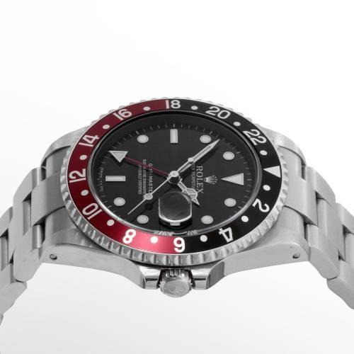 Rolex Men's Stainless Steel GMT-Master II