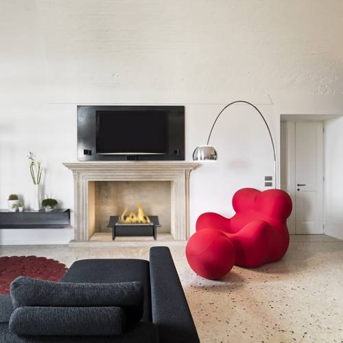 Insert XL Fireplace by Eco-Feu
