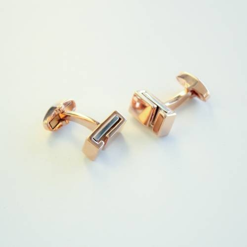 Men's Rectangular Cufflink