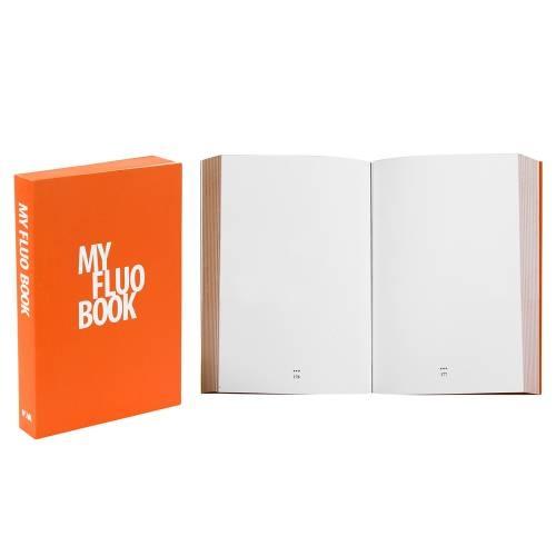 My Fluo Journal, Orange
